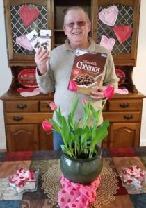 My sweetie bearing chocolate gifts